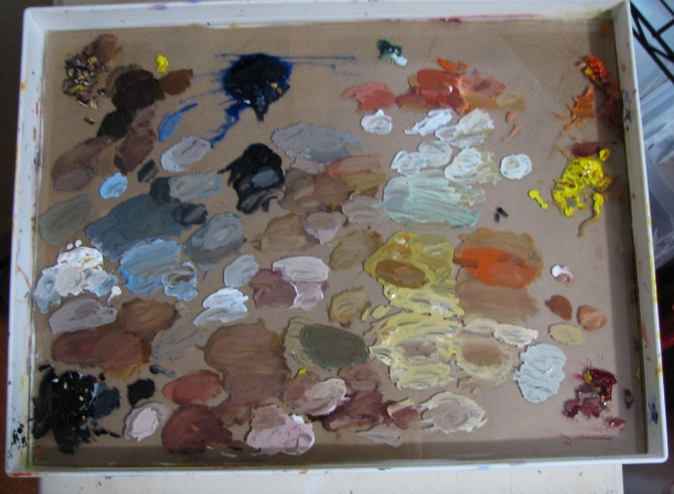 Messy Palette